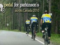 Increasing the Awareness for Parkinsons (Pedal for Parkinsons 2010)